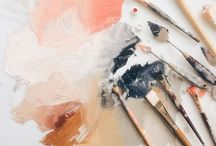 Life as a Painter / by Meredith C. Bullock