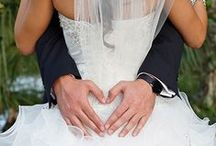 Mr. & Mrs. Sumpter / Our wedding ideas / by Alisha Pounds