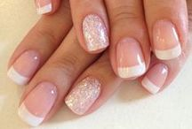 Nail Inspiration - French Manicures / by The Bloomroom...