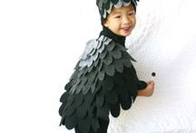 Halloween Costume Ideas / Halloween costume ideas for the kiddos and for the whole family.
