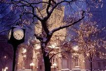 Chicago / by Sarah Pogorzelski