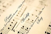 Music in Worship / by Ledy Cancino