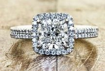 Holy Moly that's beautiful! / Diamonds, gold, serling silver, bows, I love it all!!