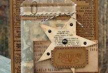 cards(stamping)/scrapbook/paper ideas / by Deb Hollman