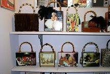 Cigar Box Purses/crafts / by Sharon Colpitts