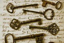 Keys / by Anna Dalley
