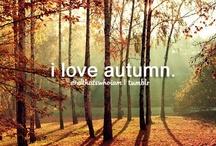 Autumn!  / by Anna Dalley