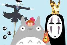 Ghibli / by Anna Dalley