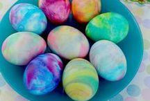 Easter / by Rachel Chamberlain