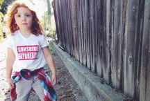 Kid Fashion / by Olivia Leigh