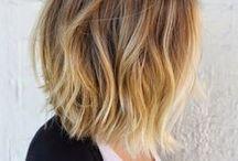 hair / by Rachel Chamberlain