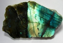 Elements and minerals