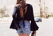 SPRING | SUMMER / summer outfits