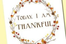Thanksgiving  / by Rachel Chamberlain