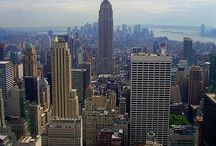 I Heart New York / I want to wake up in the city that never sleeps...
