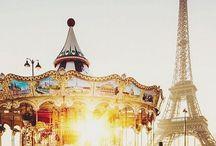 Bonjour Paris / Living La Vie en Rose..