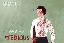I Am Sherlocked / by Anna Dalley