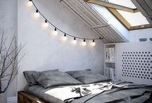 Sleeping Quarters / Ideas for the bedrooms.