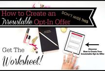 Opt-in Offers