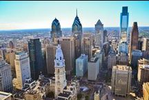 Philadelphia / One of the best cities in the world.