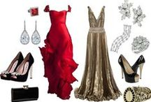 Glam / From gowns to sparkles, bring on the glamour.