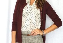 Business Casual / Great outfits for any professional woman.