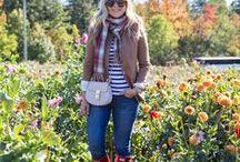 // Seasons: Fall Fashion / Outfit ideas for the Fall season!