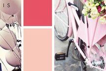 // Branding: Mood Boards & Color Palettes