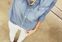 """// Style: Chambray / All things """"Chambray"""""""