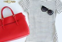 // Style: Stripes / Stripes is a popular pattern.  Here are several ways to wear them.