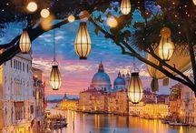 Viva Italia / Rome if you want to.