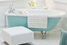 decor BATHROOM / by Diane Sanchez