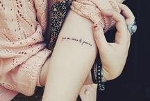 tattoo / by Jessica Villarreal