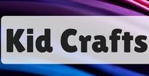 Kid Crafts / Crafts for Kids, Crafts for Toddlers, Crafts for Preschoolers - Crafting fun for every season!