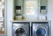 mudroom + laundry
