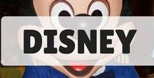 Disney / Disney Inspiration, Disney World, Disney Cruise Line, Disneyland, Disney Crafts, Disney Movies and More!