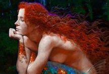 Mermaids / by Wendy Carreau