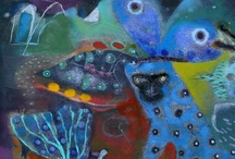 Last Miracles, Recent Paintings by Cesar Romero. / A call to conserve one of Colombia's richest assests: its environment and wide variety of natural and exotic species.