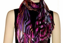 Funky Scarves / Funky Woman Scarves / by Funky Woman Inc.