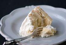 Cake Recipes / Cheesecake, Birthday Cake, Carrot Cake, Poke-Hole Cake. You get it; all kinds of cakes!