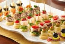 Amazing Appetizer Recipes / These appetizer recipes are an amazing way to start your gourmet meal.