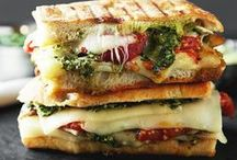 Sandwich Recipes / The best collection of sandwich recipes and ideas!
