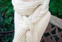 knitting and crochet projects / Knitting and crochet