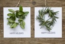 Wrap It Up / Wrapping paper, ribbon, and all things to make gifts pretty. / by Joy Uyeno