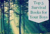 Reading for Kids / Suggestions for great books and reading activities for kids of all ages