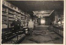 Shop interor