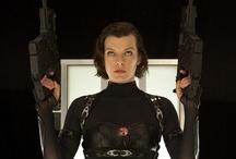 Milla Jovovich - She Bad!