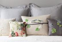 Pillows and Throws / Ideas for Sewing Pillow and Throw Blankets / by Laura {Peace but not Quiet}