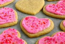 Valentine's Day Recipes / What's not to love?