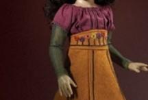 dolly stuff / by Mary Frances Mercier